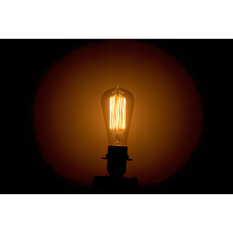 brightech 40 watt compact edison light bulb pack of 6 reviews. Black Bedroom Furniture Sets. Home Design Ideas