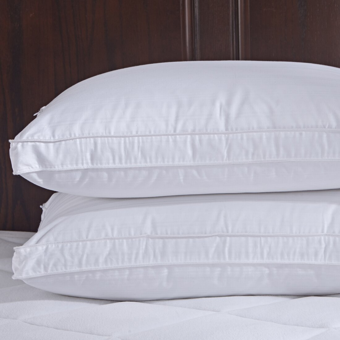 Puredown 600 Fill Power Gusset Goose Down Pillow Reviews