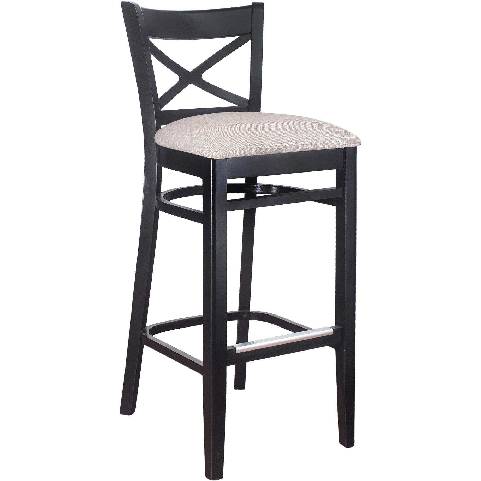 Benkel Seating 30 Quot Bar Stool Amp Reviews Wayfair