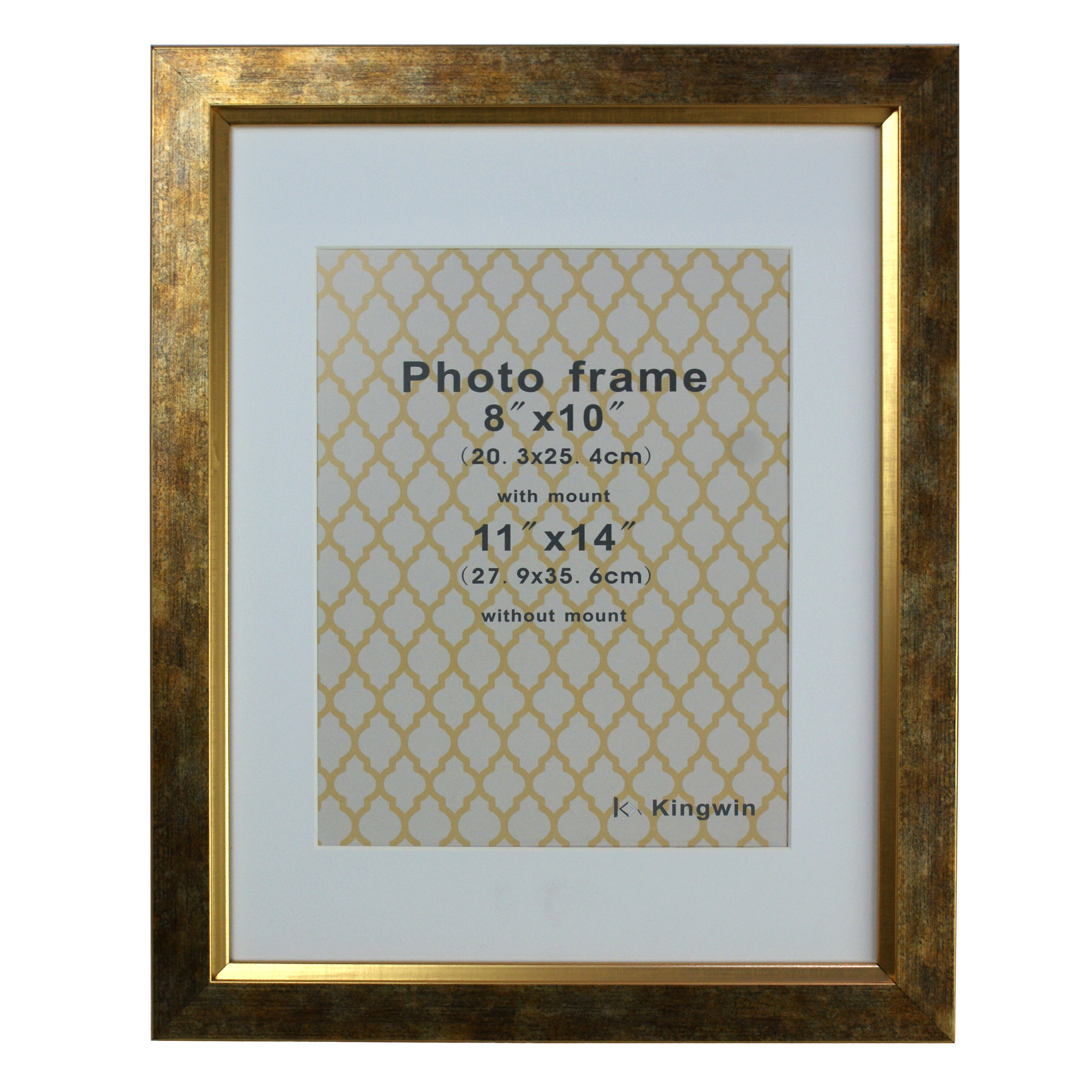Kingwinhomedecor Picture Frame Reviews Wayfair