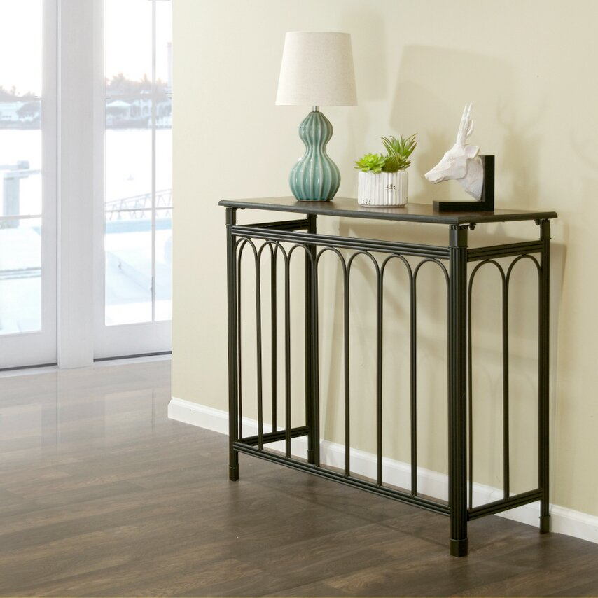Glamour Home Decor: Glamour Home Decor Adabella Console Table