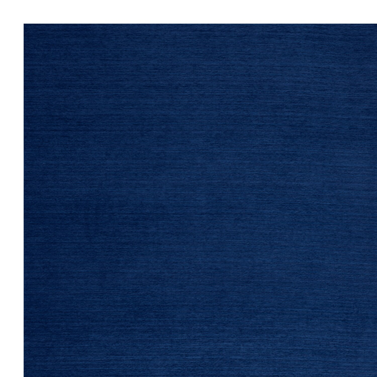 Ruggable Flat Woven Navy Blue Indoor Outdoor Area rug