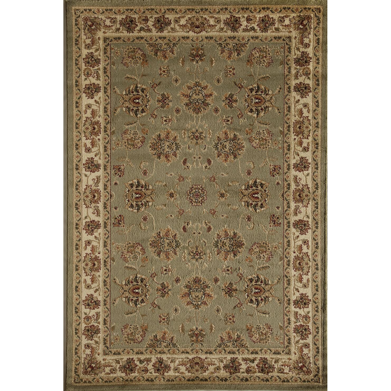 Threadbind Berghoff Green Area Rug Amp Reviews Wayfair