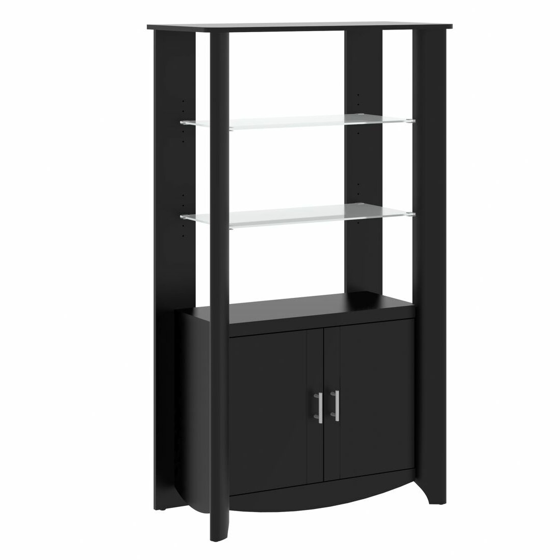 Latitude run wentworth 2 door storage cabinet reviews for Wayfair kitchen cabinets