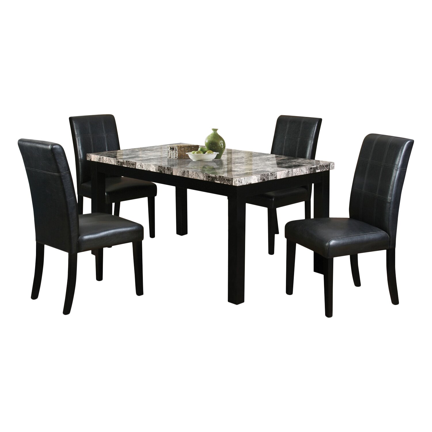 Latitude run cahill 5 piece dining set reviews for 5 piece dining room set under 200