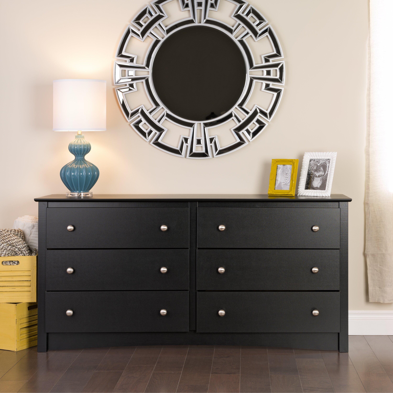 6 ft long dresser or chest