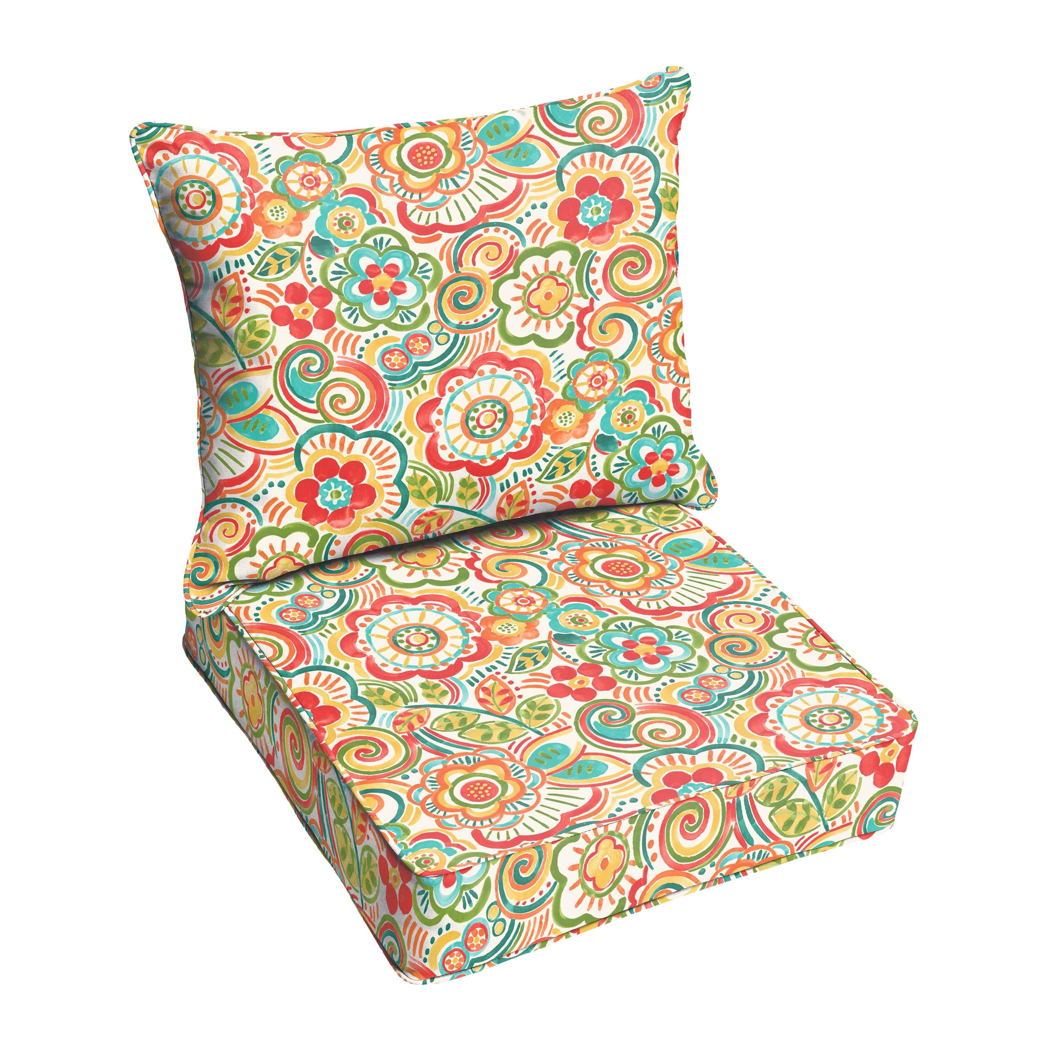Latitude Run Annette Outdoor Lounge Chair Cushion