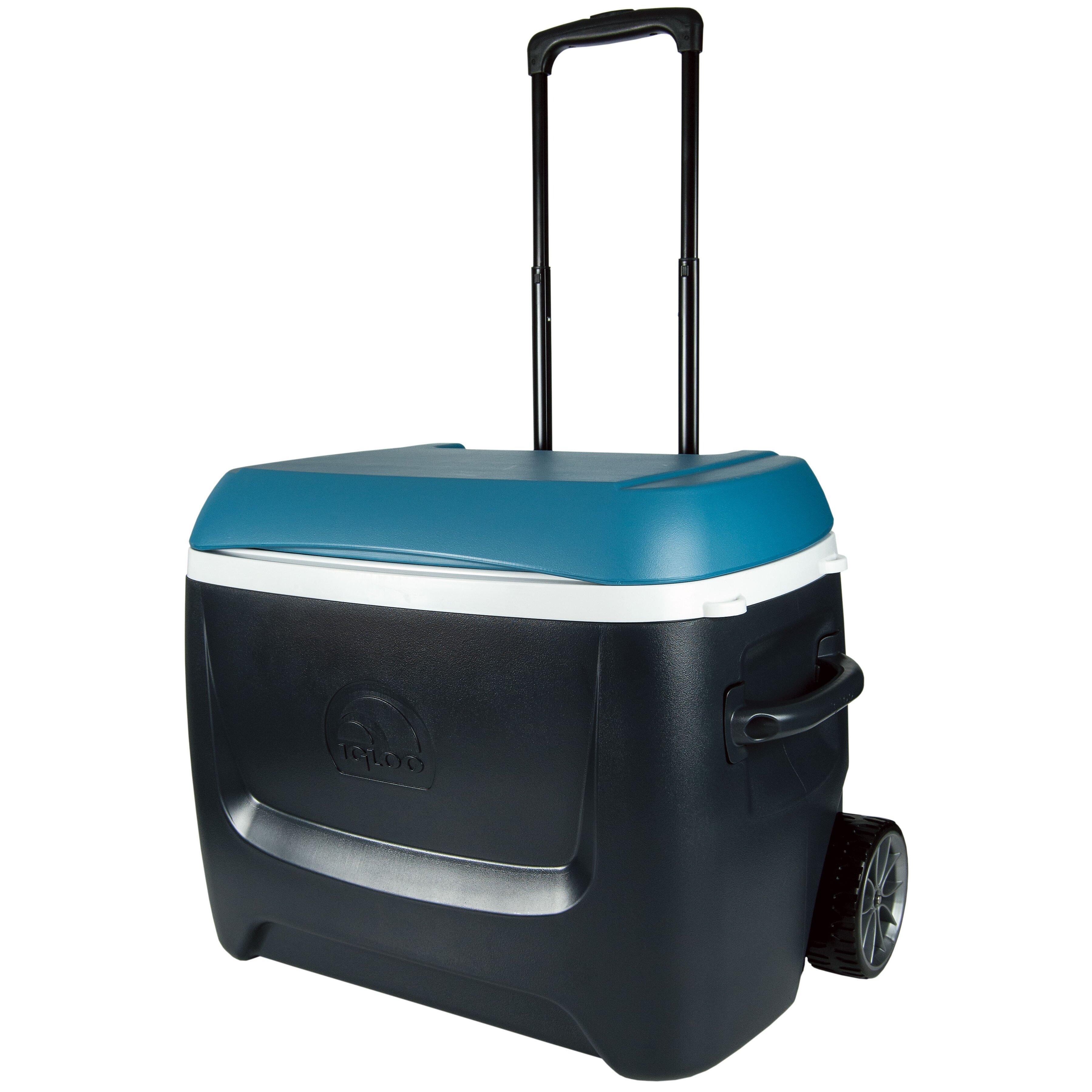 Igloo Island Breeze Maxcold  Quart Roller Cooler Review