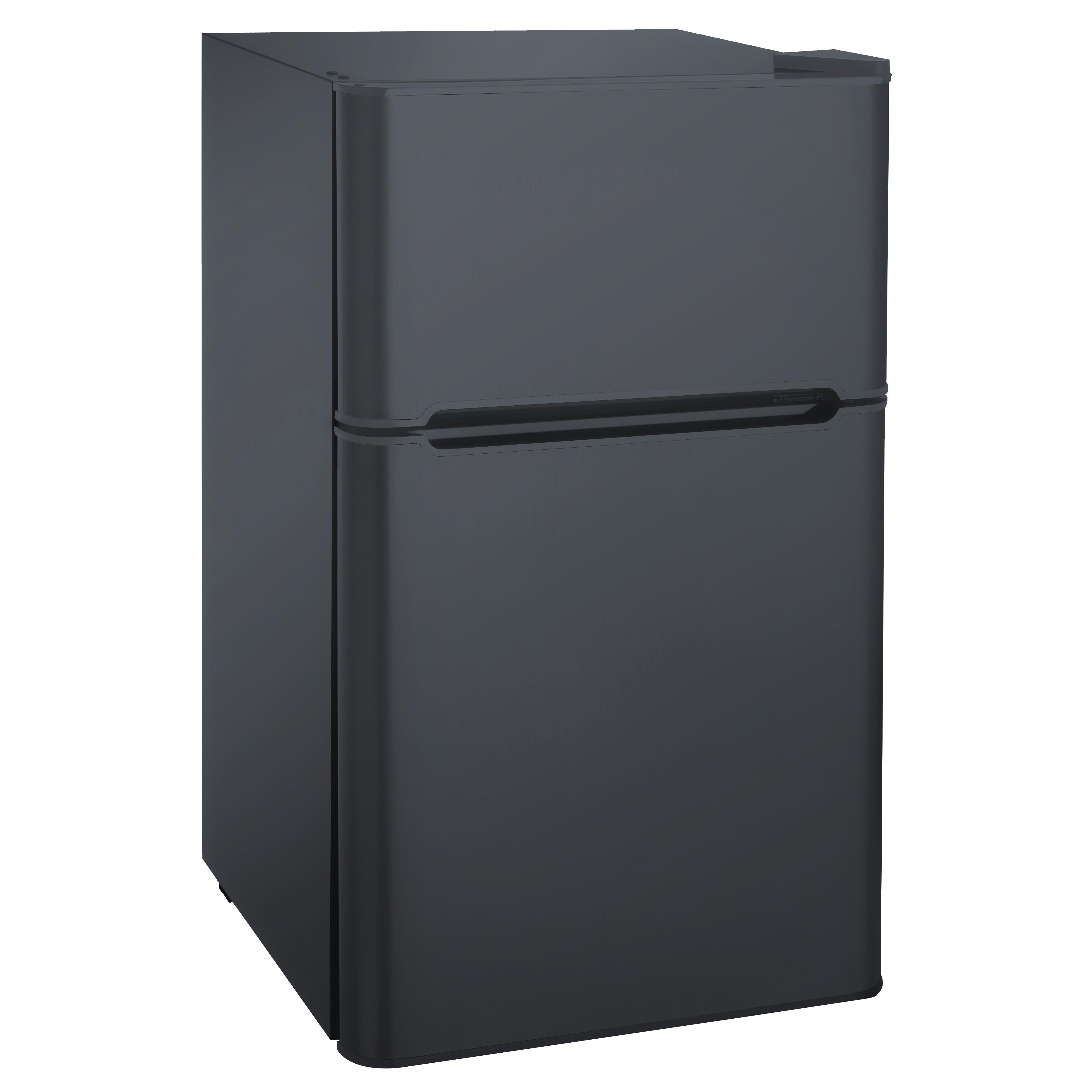 Igloo 3.2 cu. ft. Compact Refrigerator with Freezer & Reviews   Wayfair