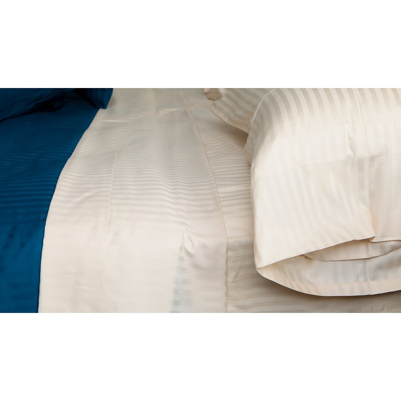 Yourlovelybedding certified organic 300 thread count for What is thread count in sheets