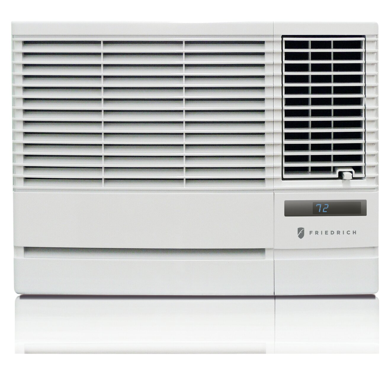 BTU Energy Star Window Air Conditioner with Remote & Reviews Wayfair #51595C