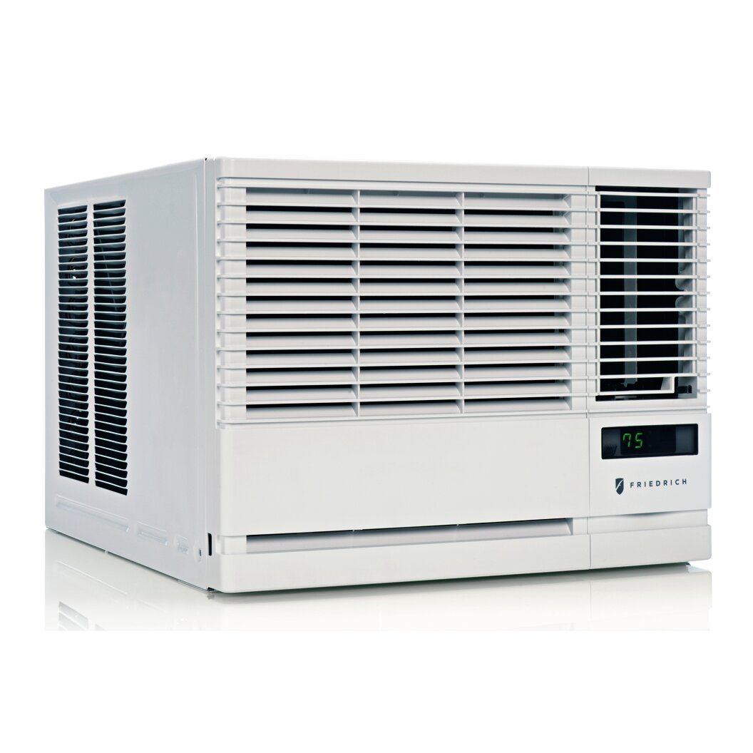 BTU Energy Star Window Air Conditioner with Remote & Reviews Wayfair #131A1C
