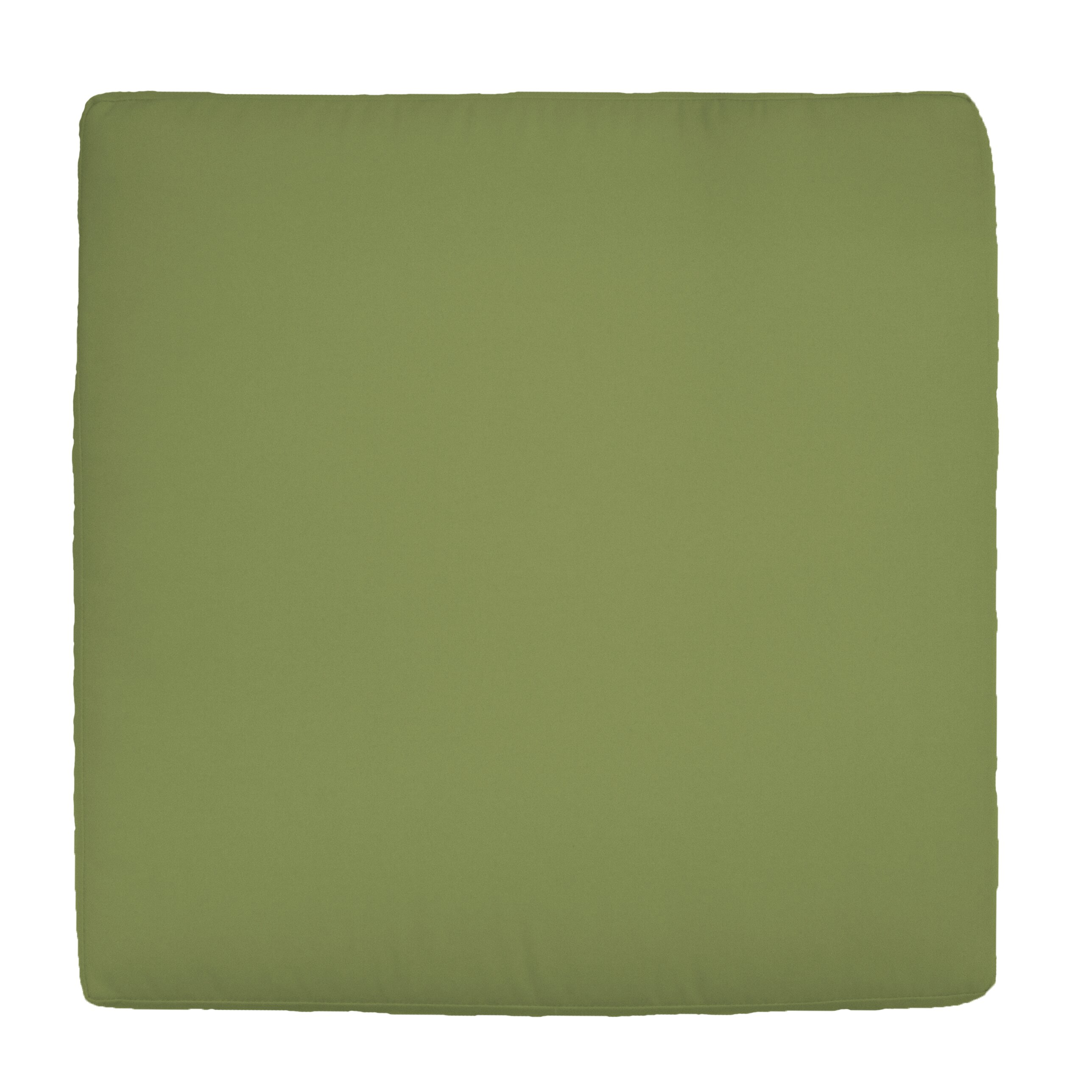 custom outdoor cushions double piped outdoor sunbrella ottoman cushion