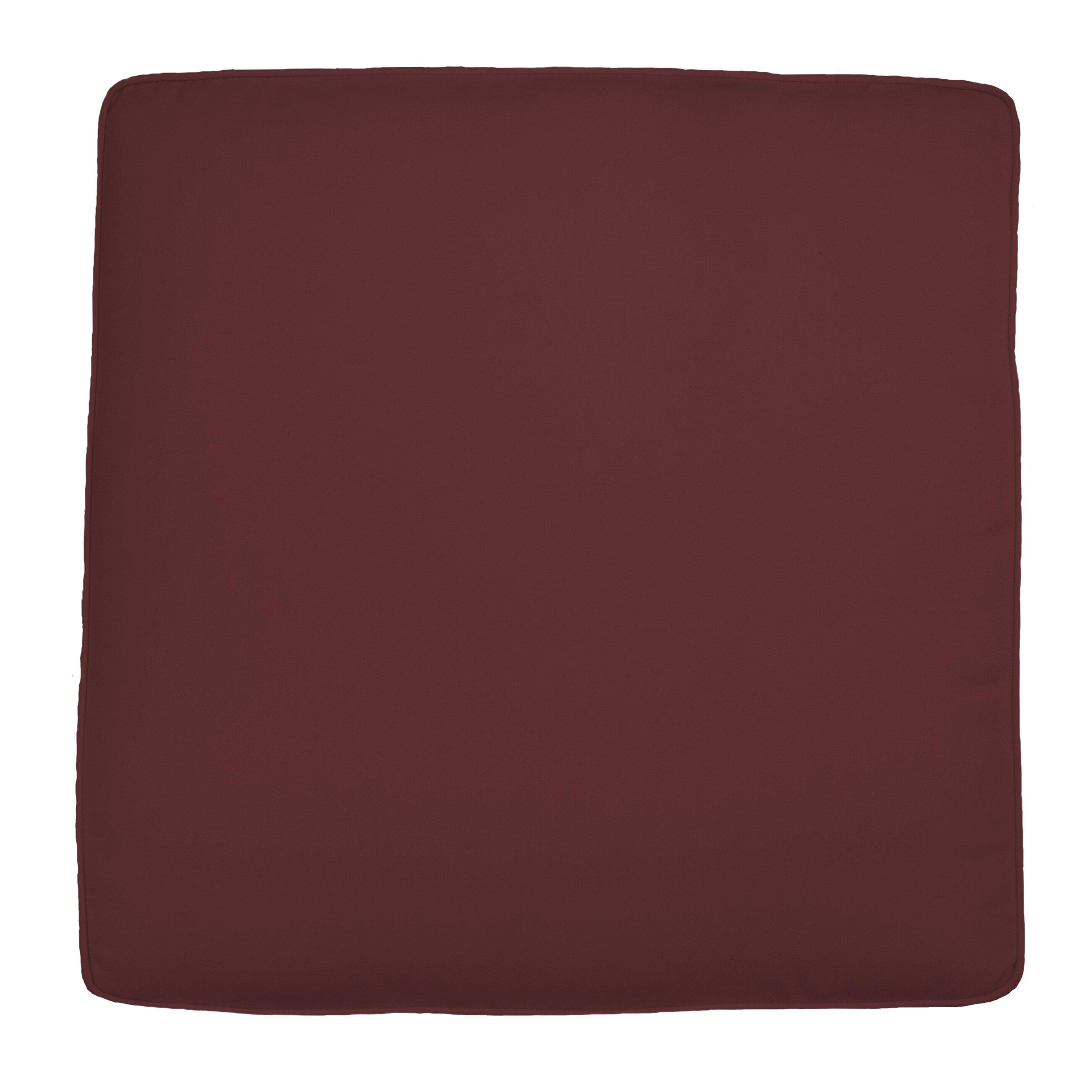 Wayfair Custom Outdoor Cushions Knife Edge Outdoor Ottoman