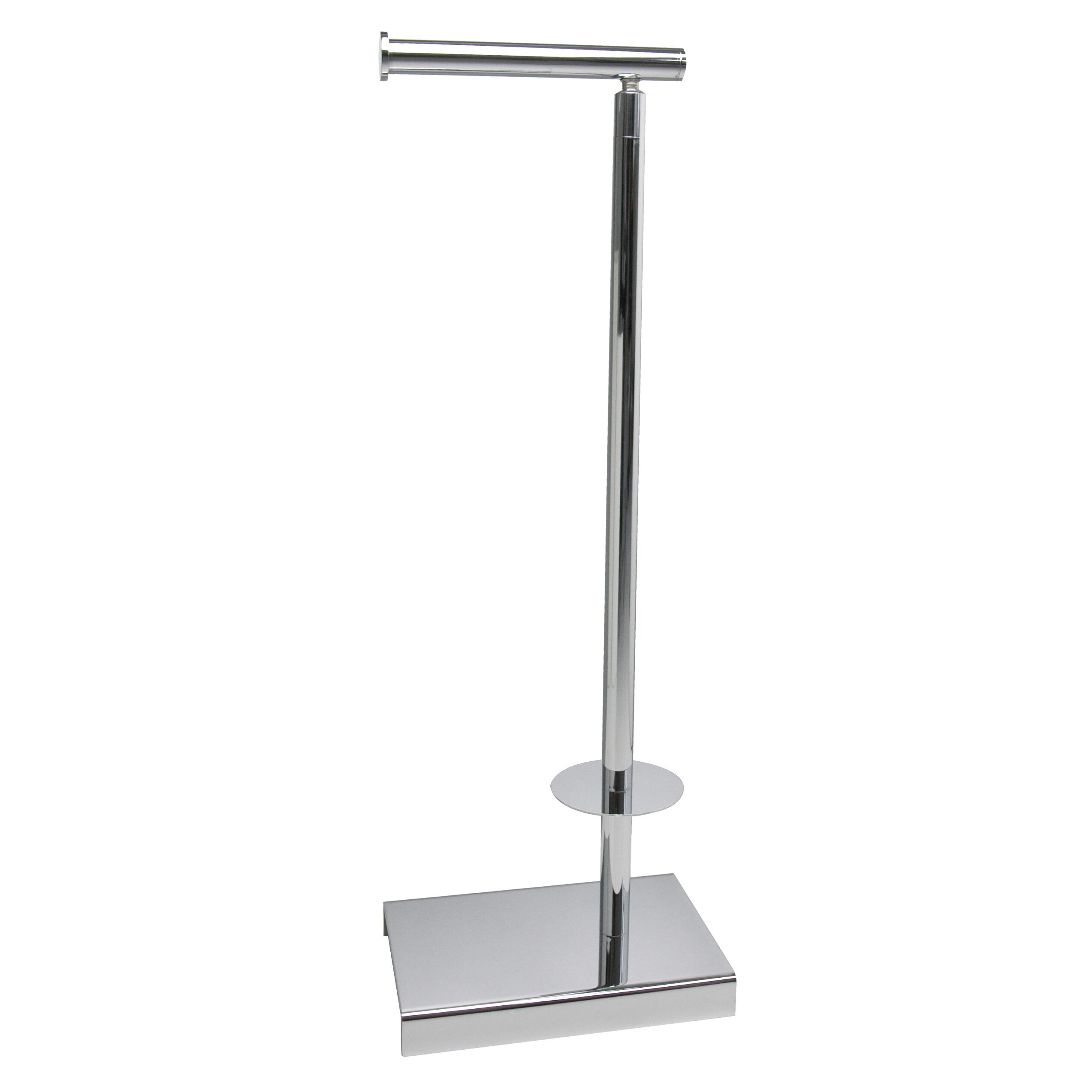 Valsan Classic Freestanding Spare Toilet Paper Holder Wayfair