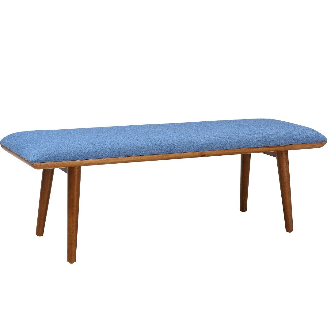 Porthos Home Matilda Upholstered Bedroom Bench & Reviews ...