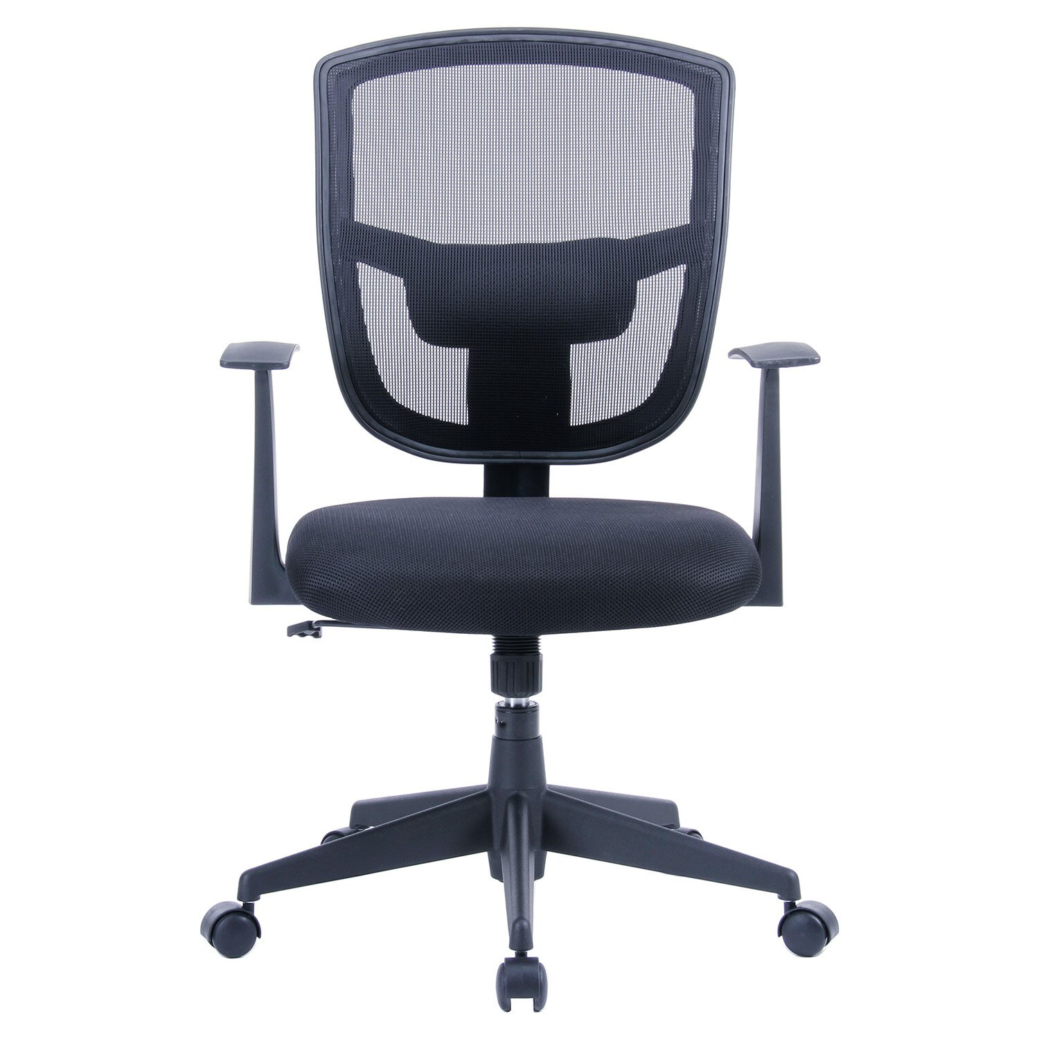 """Porthos Home Darius 35.8"""" Mid-back Mesh Office Chair With"""