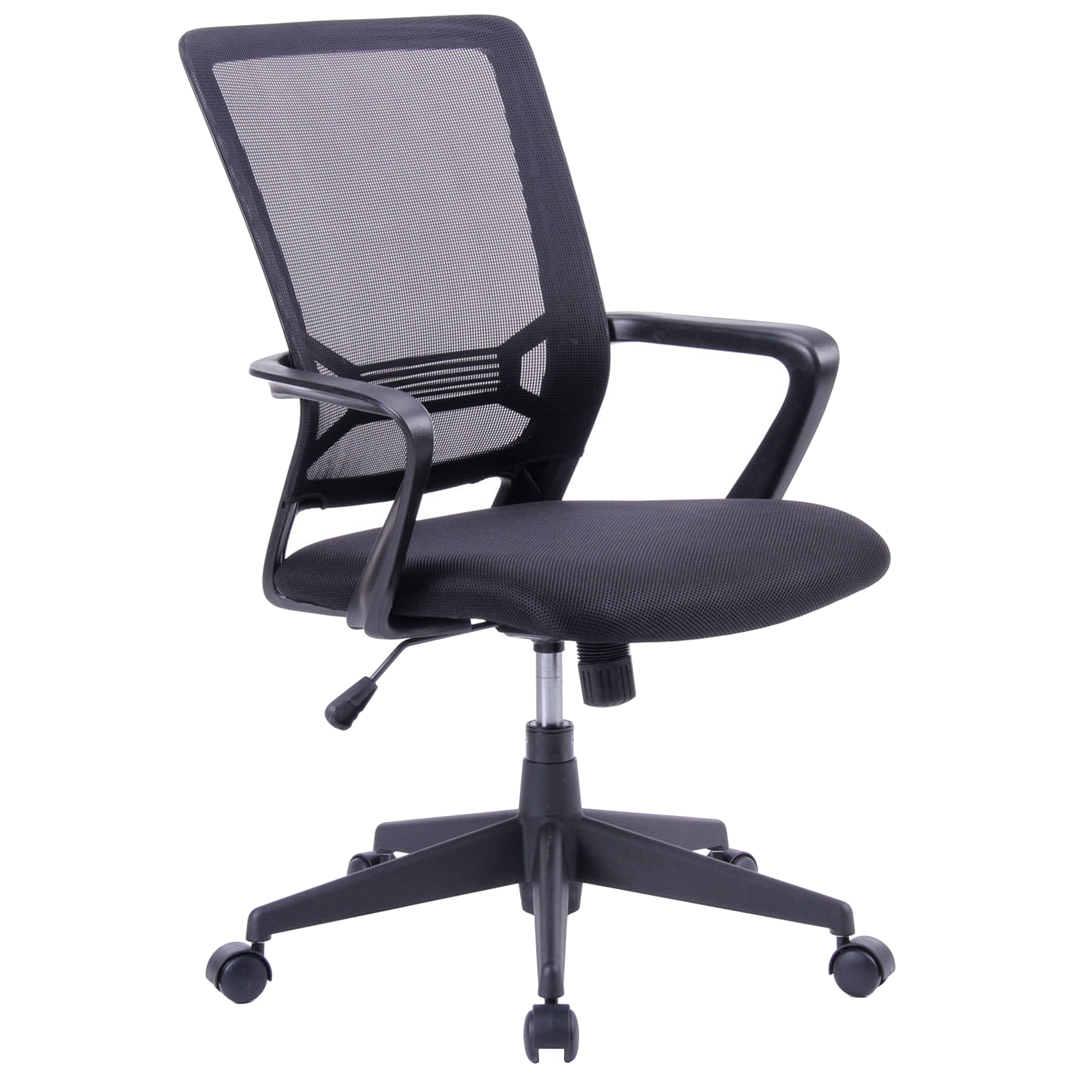 Porthos Home Angelina Adjustable Office Chair With Arms Reviews Wayfair