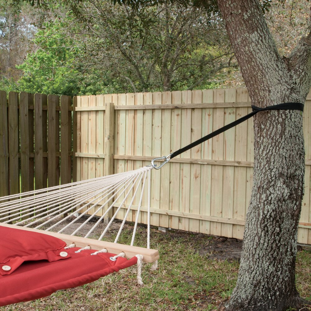 smart living hammock tree straps reviews wayfair