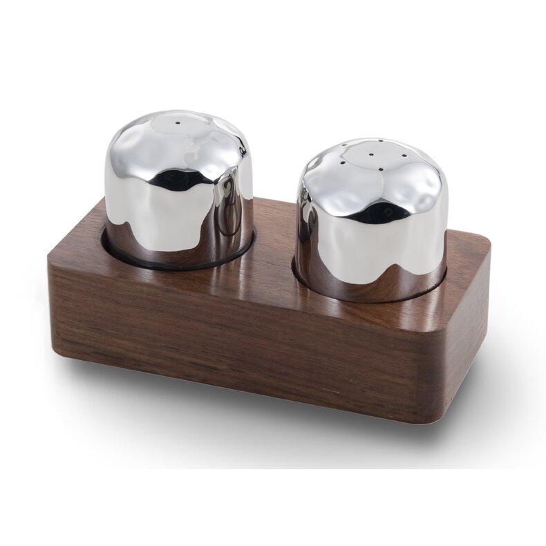 Mary Jurek Design Inc Core Salt And Pepper Shaker Set