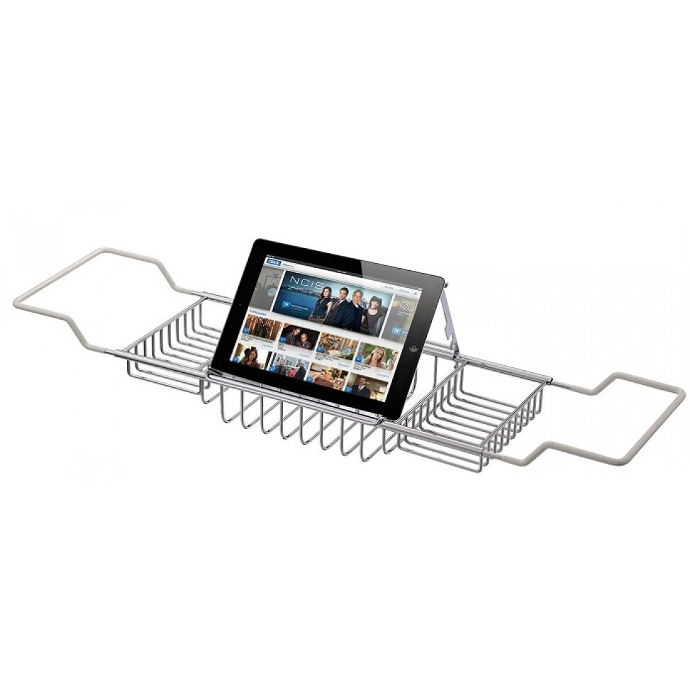 Bathtub Caddy With Reading Rack 28 Images Taymor