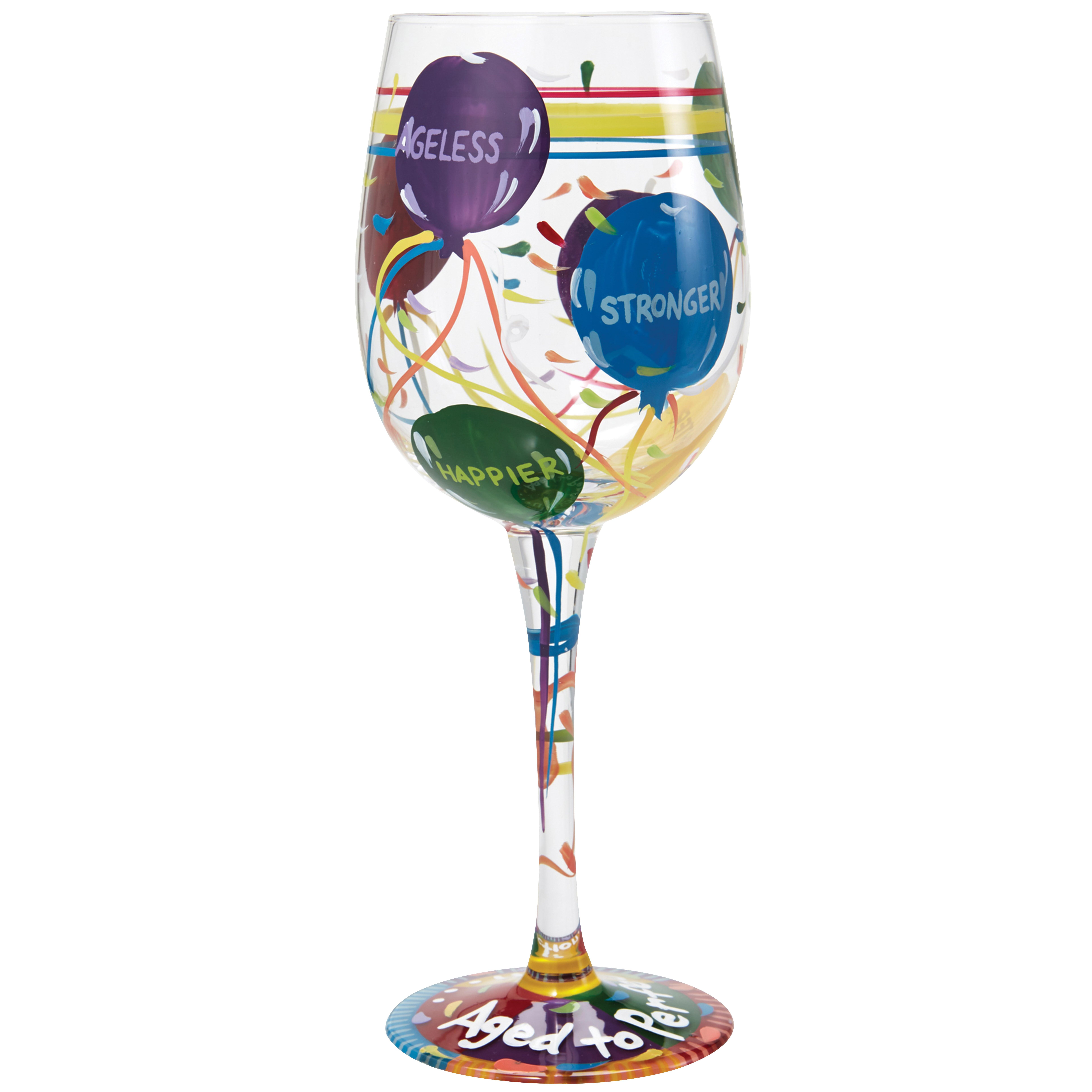Lolita Aged To Perfection All Purpose Wine Glass Reviews