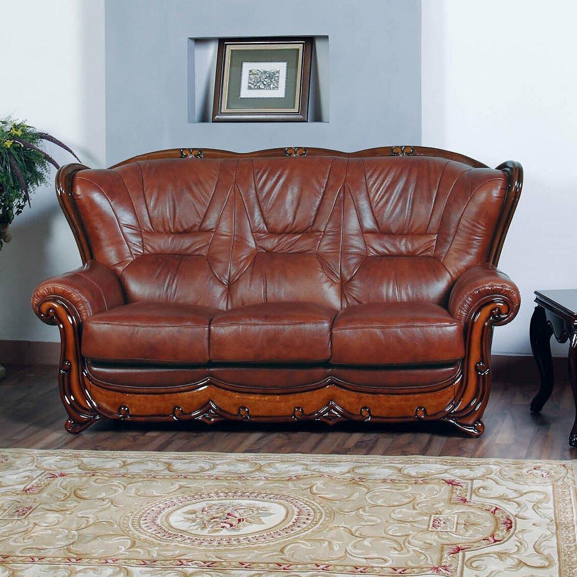 Nocidesign Wood Trim Sofa Wayfair