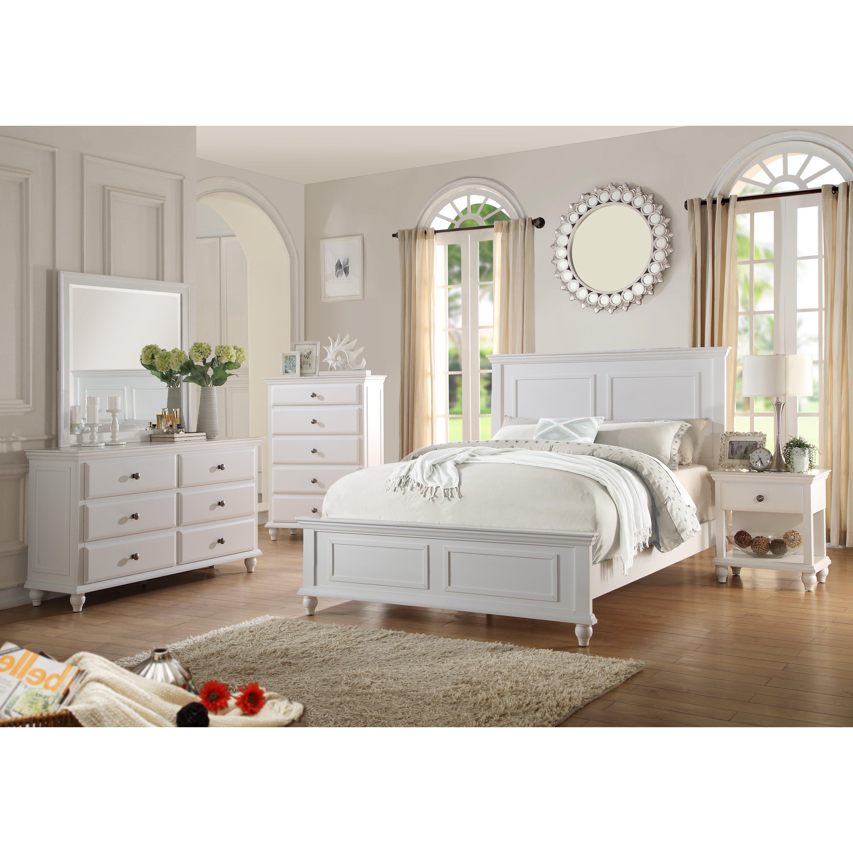 A&J Homes Studio Laguna Platform Bed & Reviews