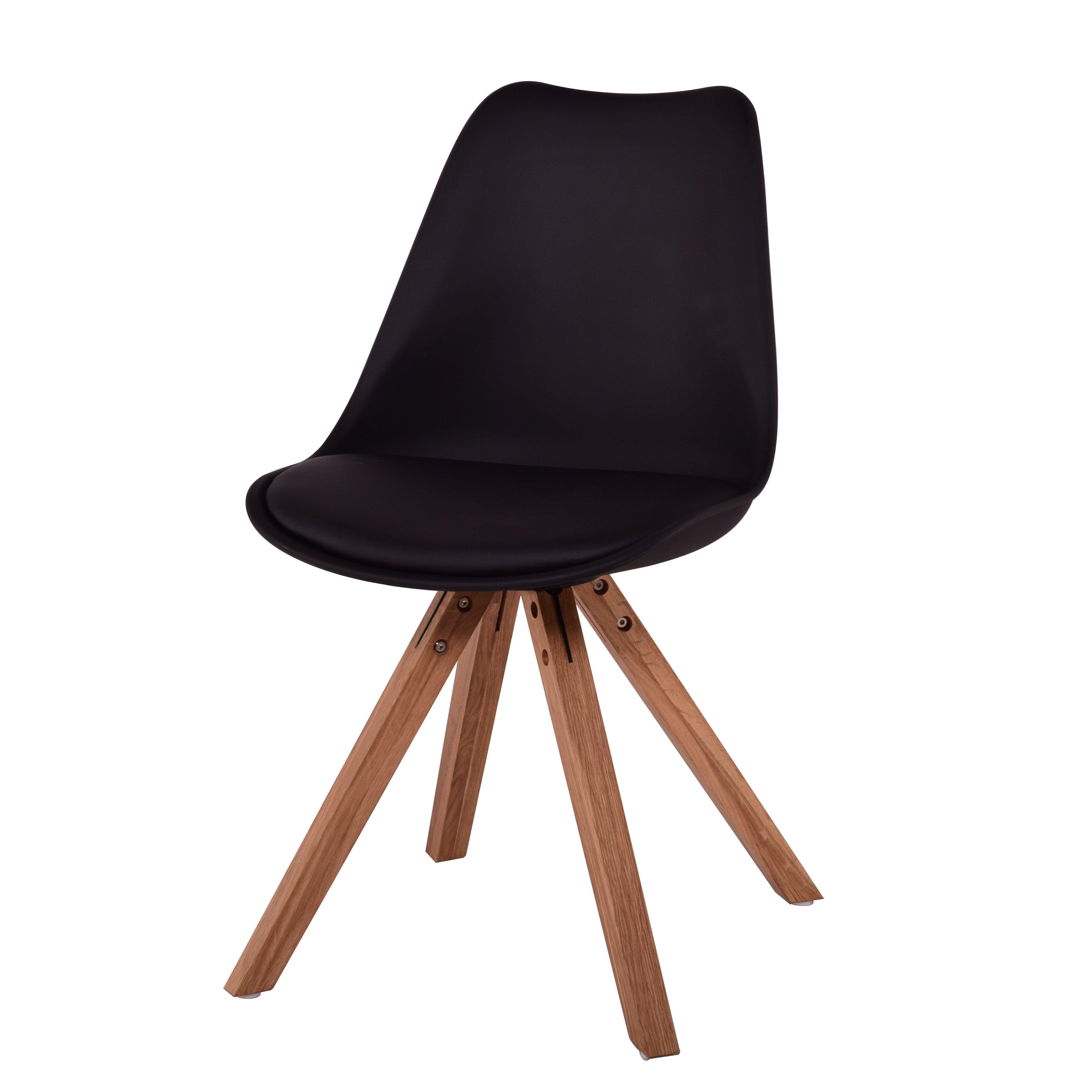 Modern chairs usa lugano side chair wayfair for Side chairs