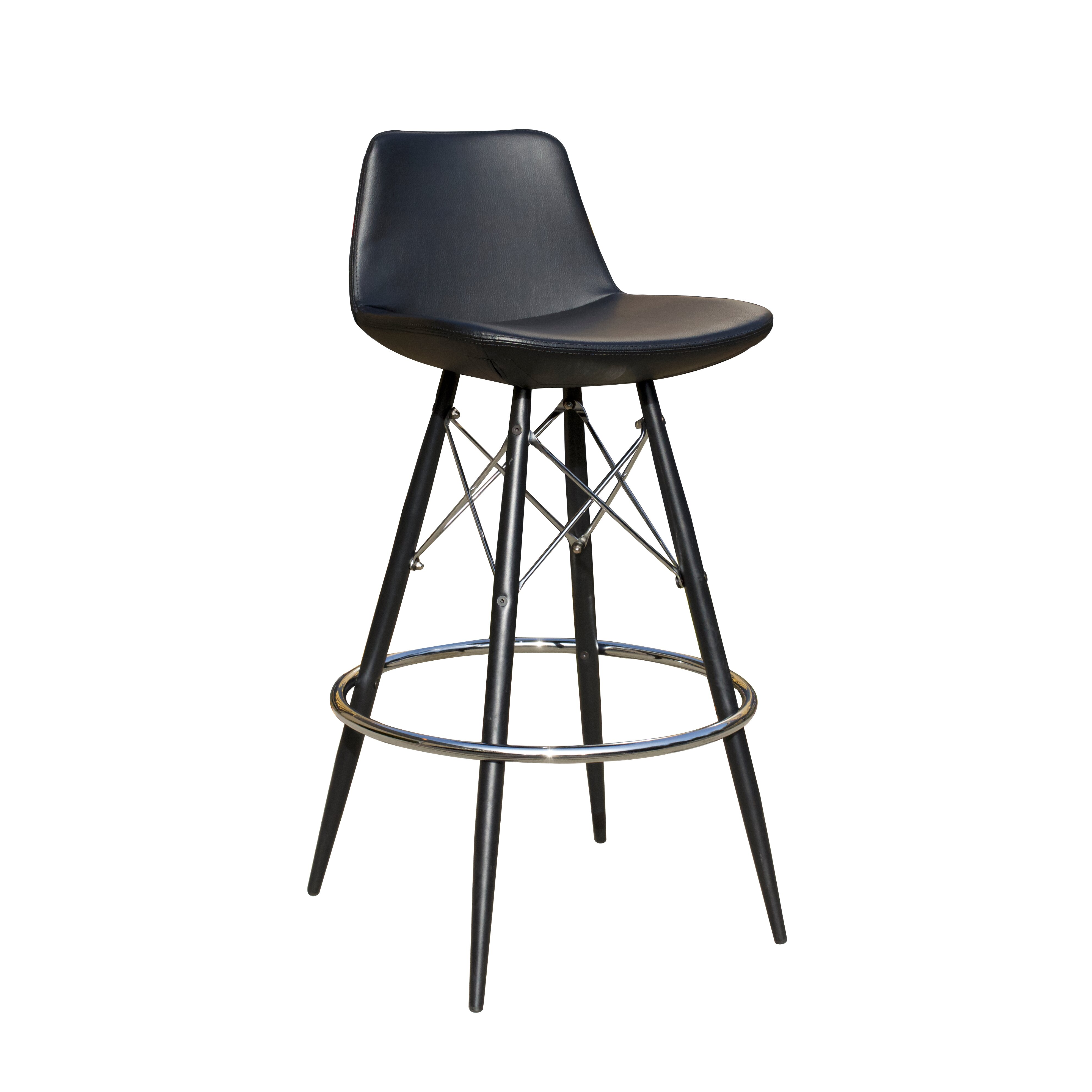Modern Chairs Usa Lyra 29 Quot Bar Stool Wayfair