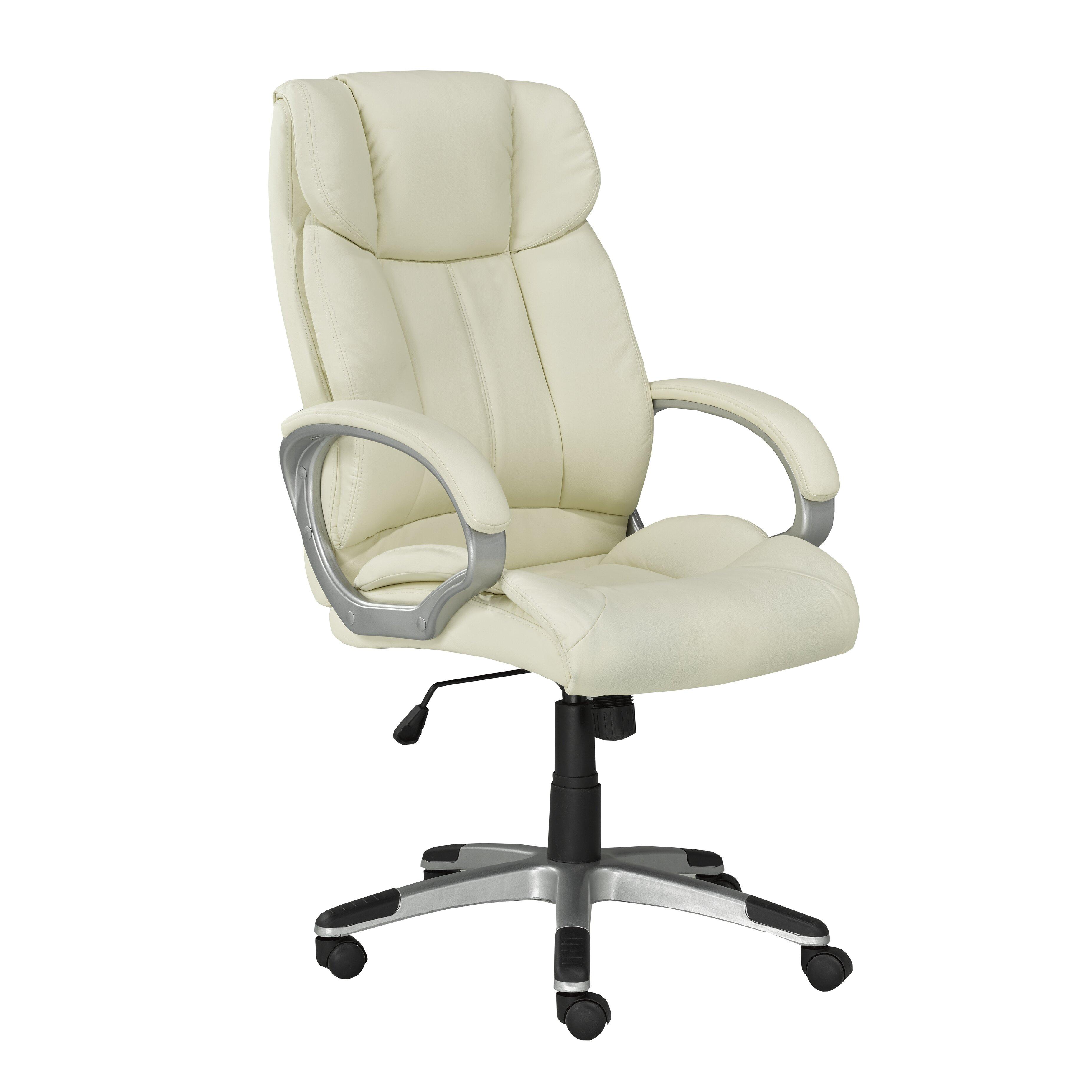 Brassex High Back Executive Office Chair Reviews Wayfair