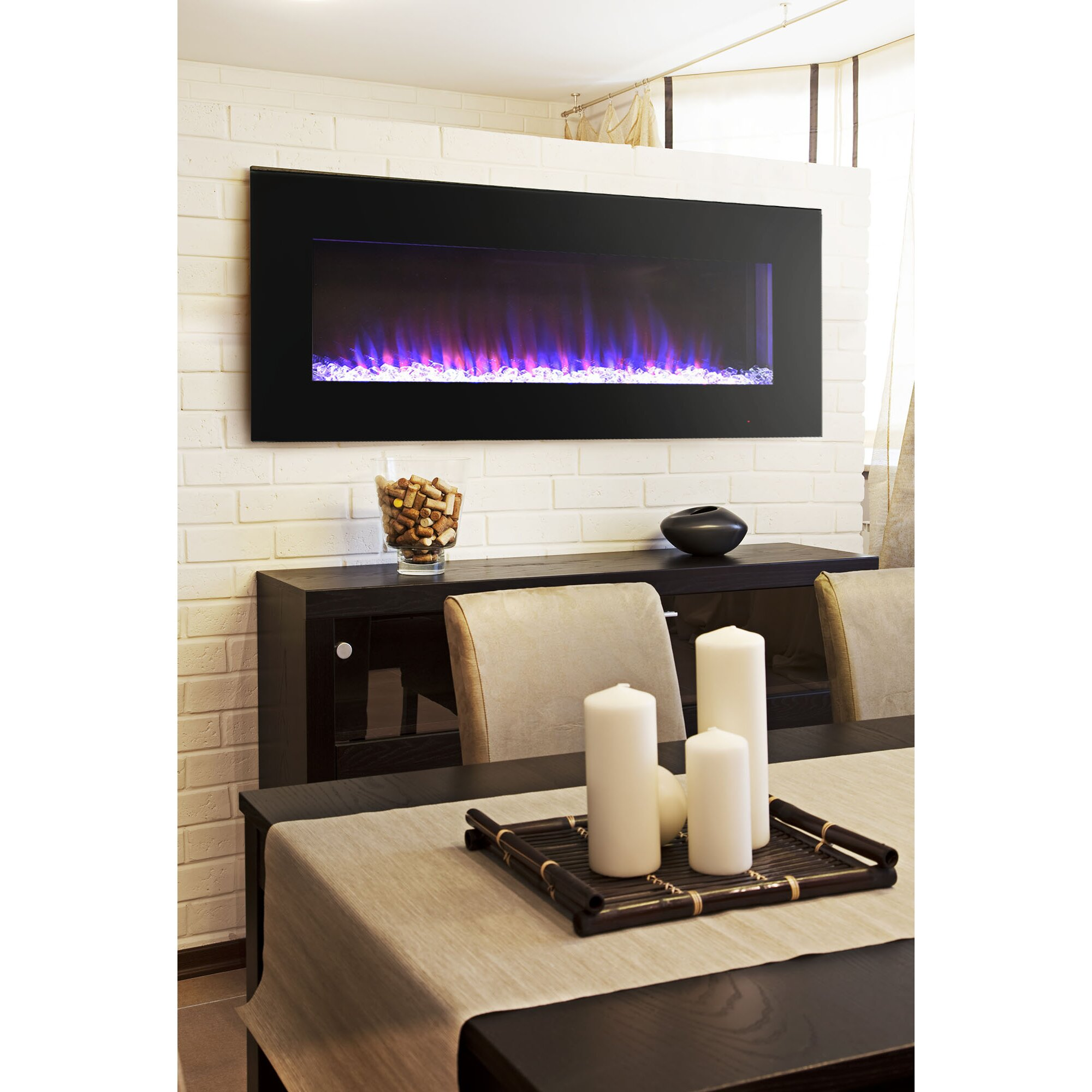 dimplex linear wall mount electric fireplace product dimplex