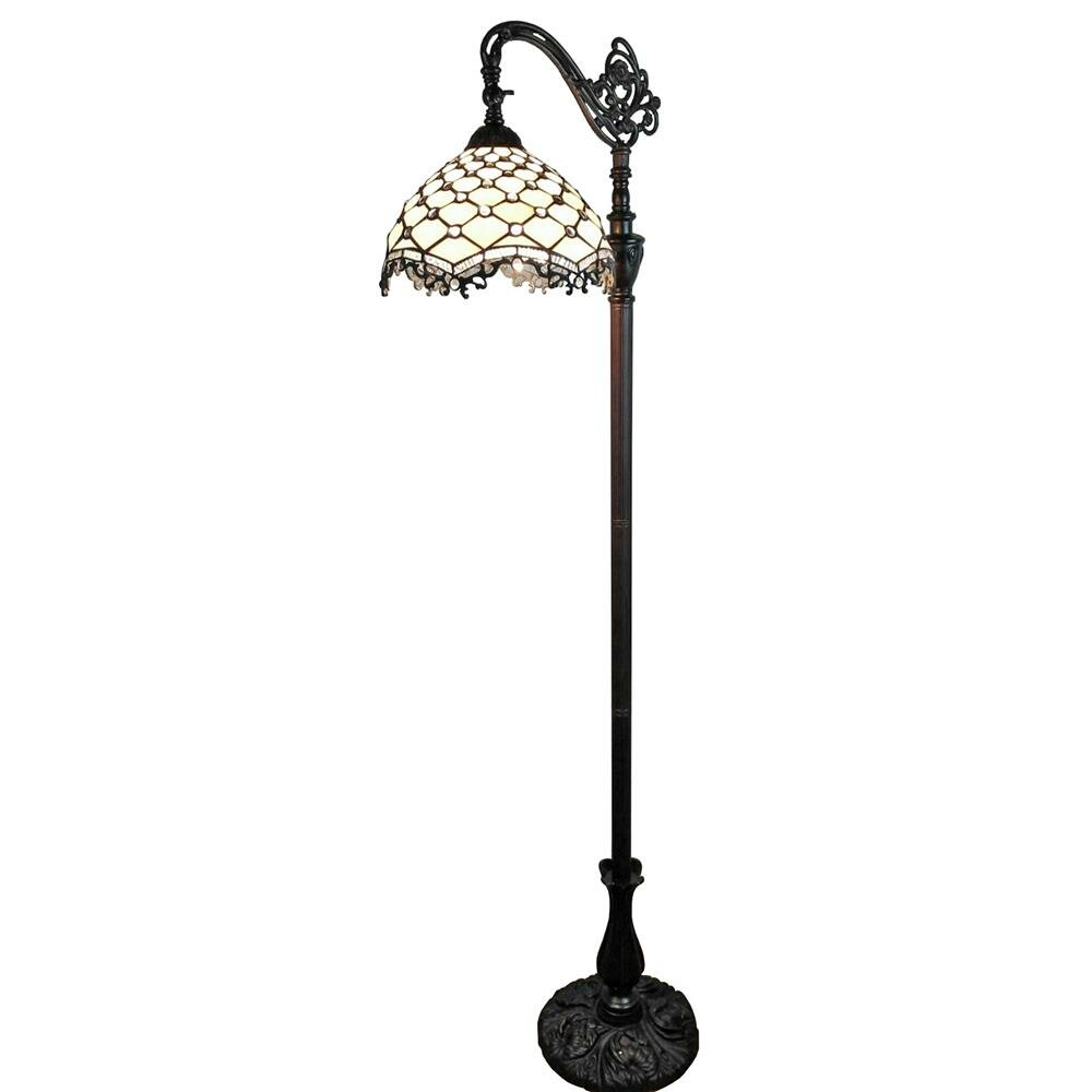 Amoralighting 62 task floor lamp reviews wayfair for Task lighting floor lamp