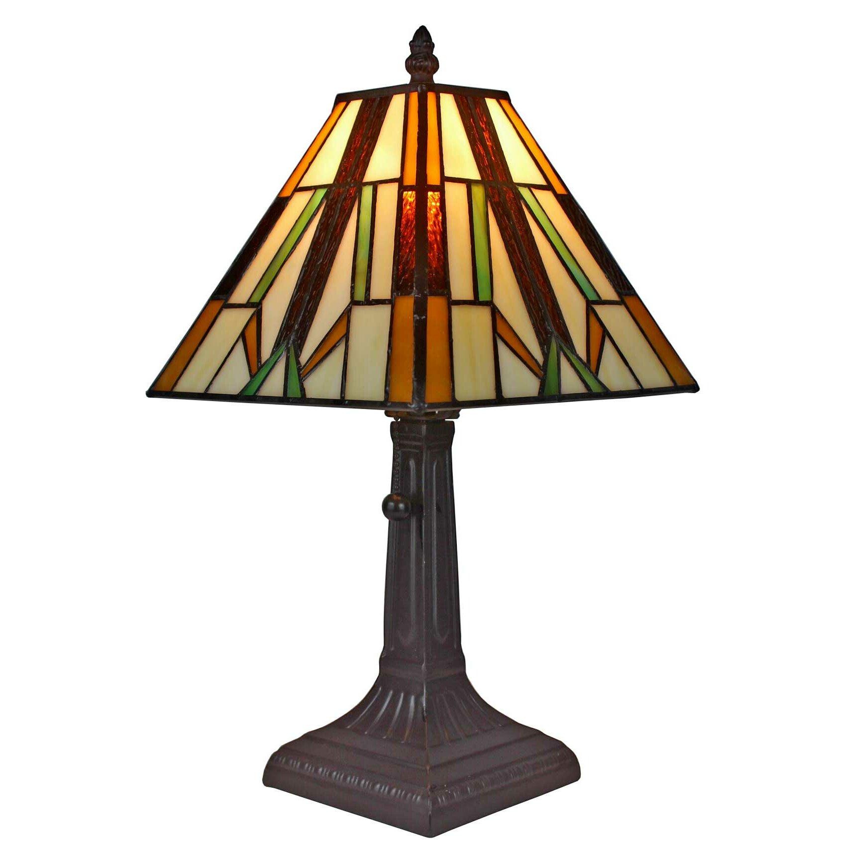"Wayfair Table Lamps >> AmoraLighting 15.5"" Table Lamp   Wayfair"