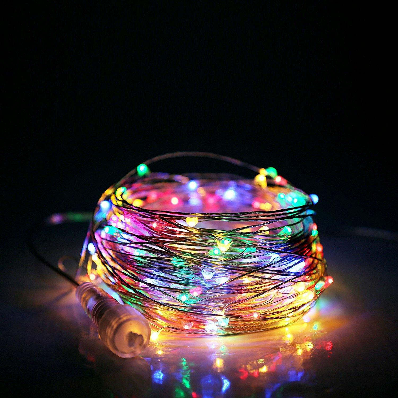 ManoPatio 152-Light 50 ft. Lantern String Lights Wayfair.ca