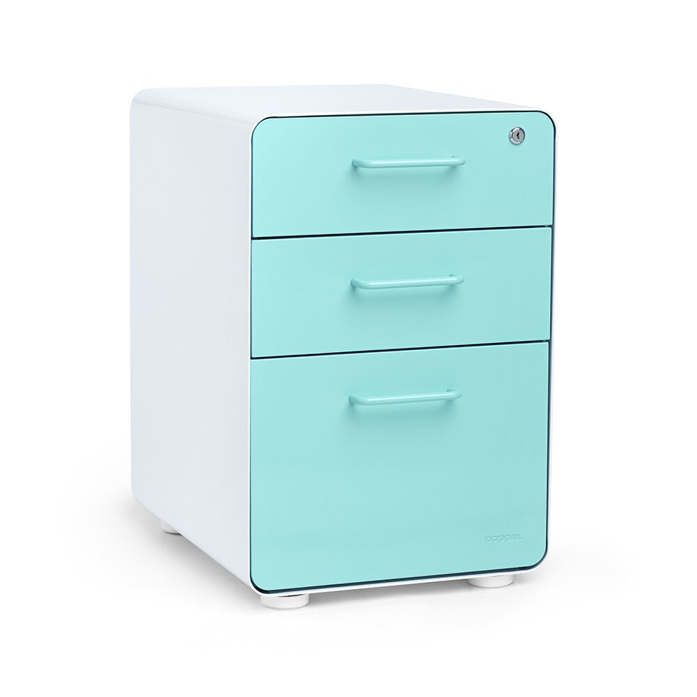 Kitchen Cabinet With File Drawer