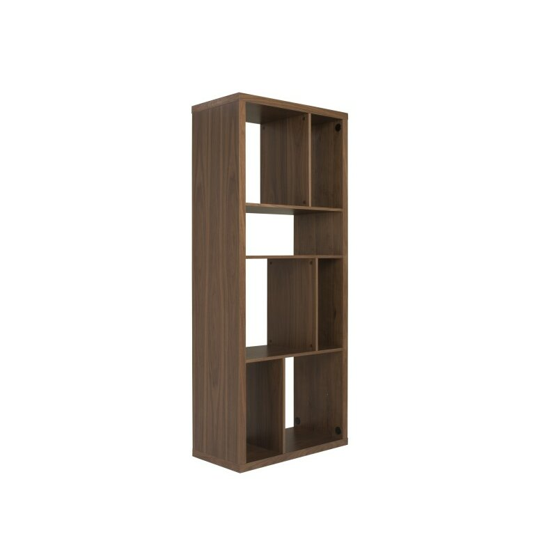 eurostyle 72 quot cube unit bookcase wayfair