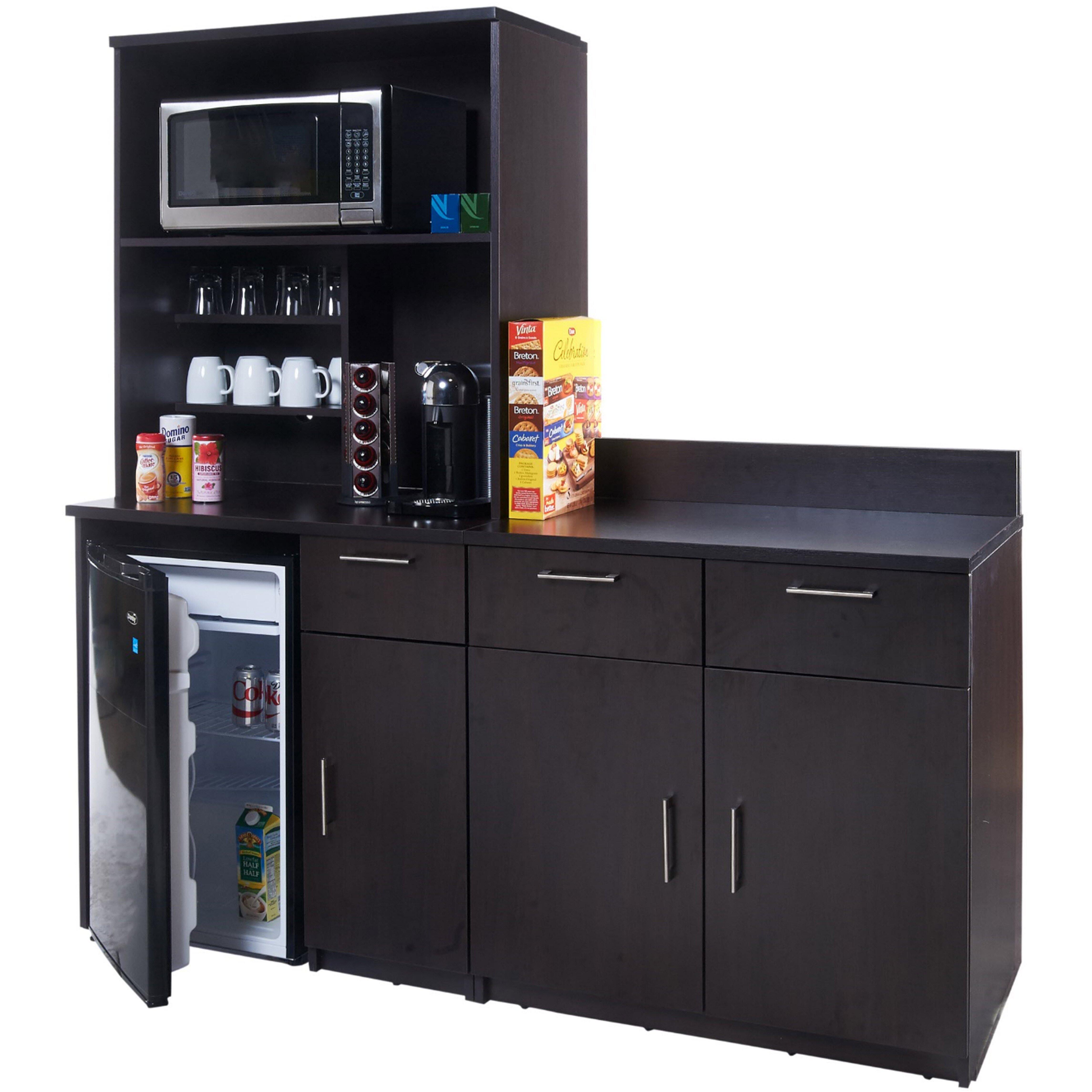 Breaktime 75 kitchen pantry cabinet wayfair for Wayfair kitchen cabinets