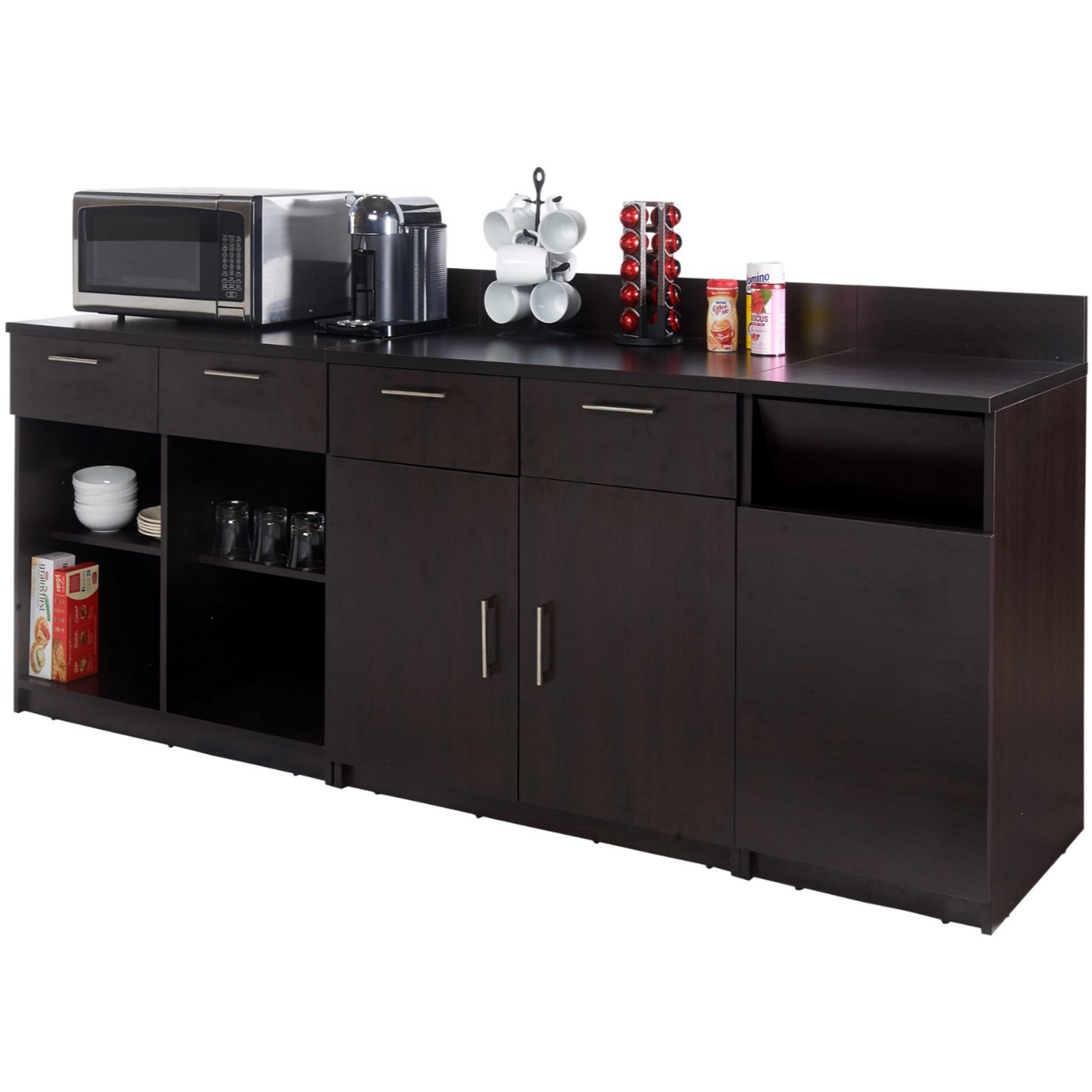 Breaktime 90 X 36 Kitchen Pantry Cabinet Wayfair