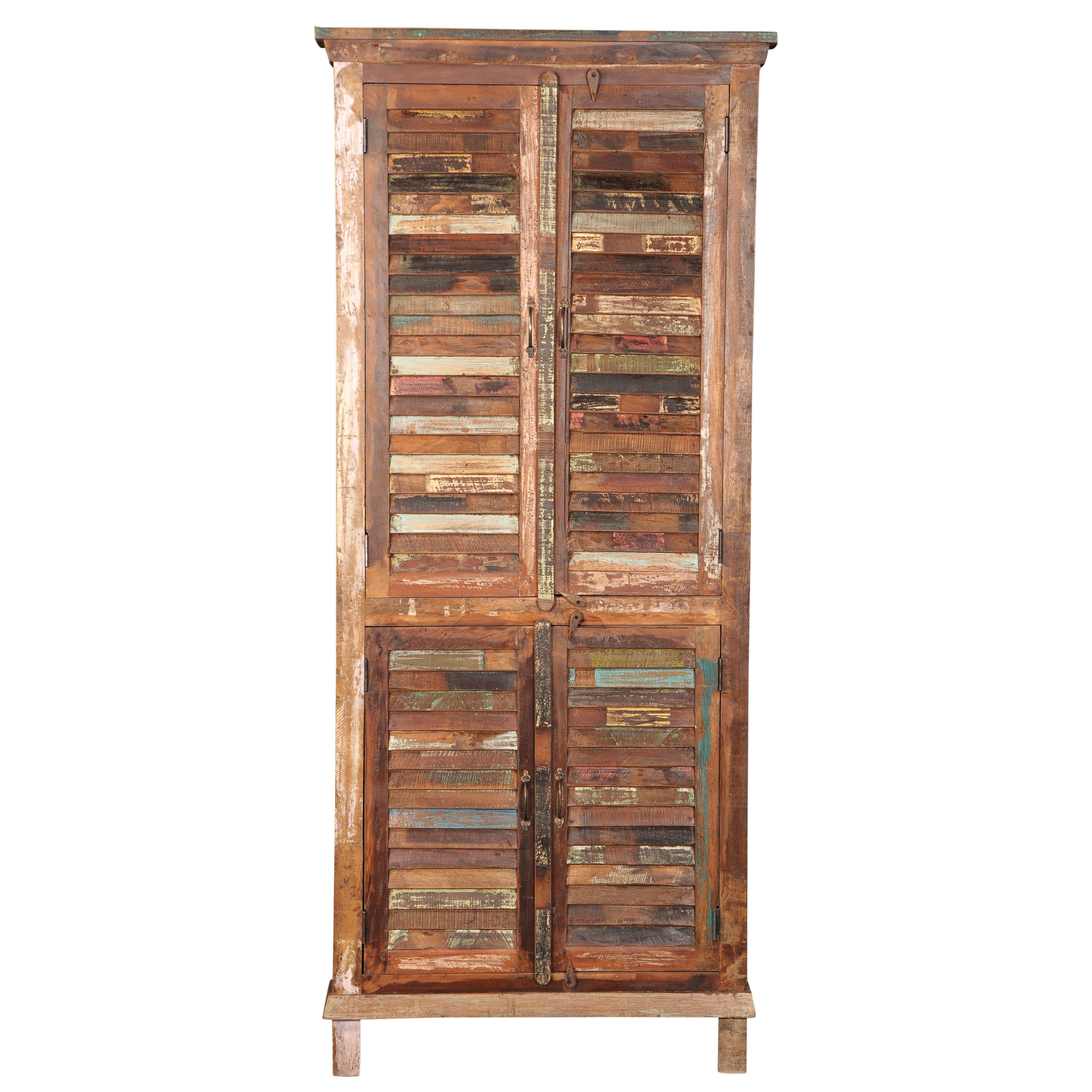 Tall corner cabinets