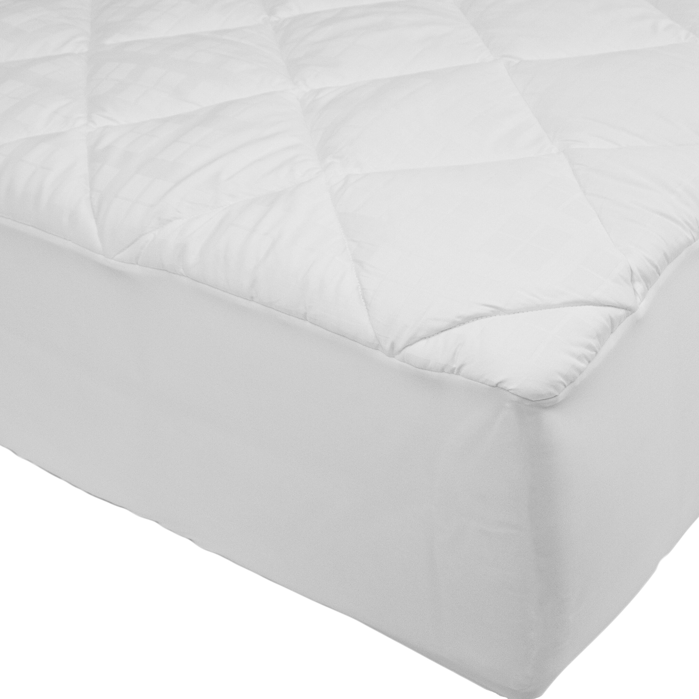 St James Home Cotton 380 Thread Count High Loft Stain