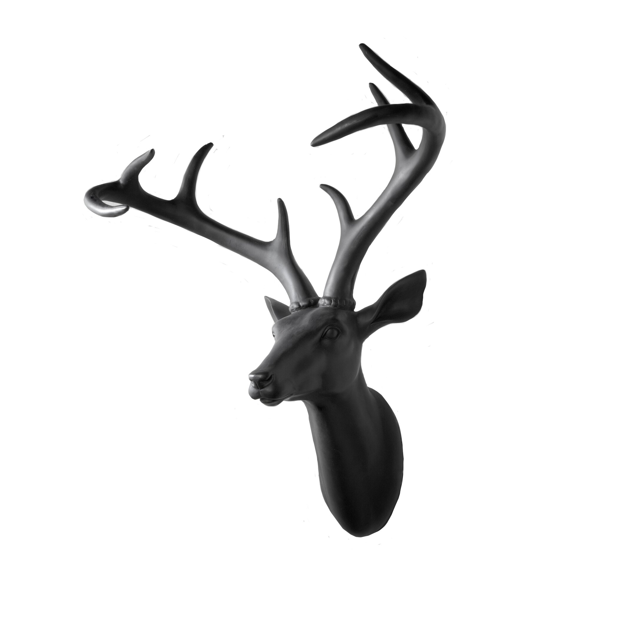 Arthouse Stag 39 S Head Wall D Cor Reviews