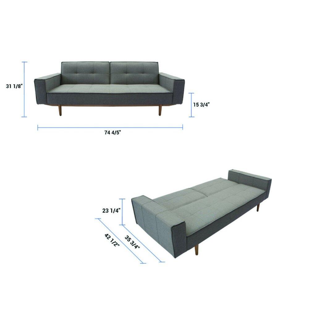 AFLiving Midcentury Sleeper Sofa amp Reviews Wayfairca : AF Living Midcentury Sleeper Sofa from www.wayfair.ca size 1000 x 1000 jpeg 58kB