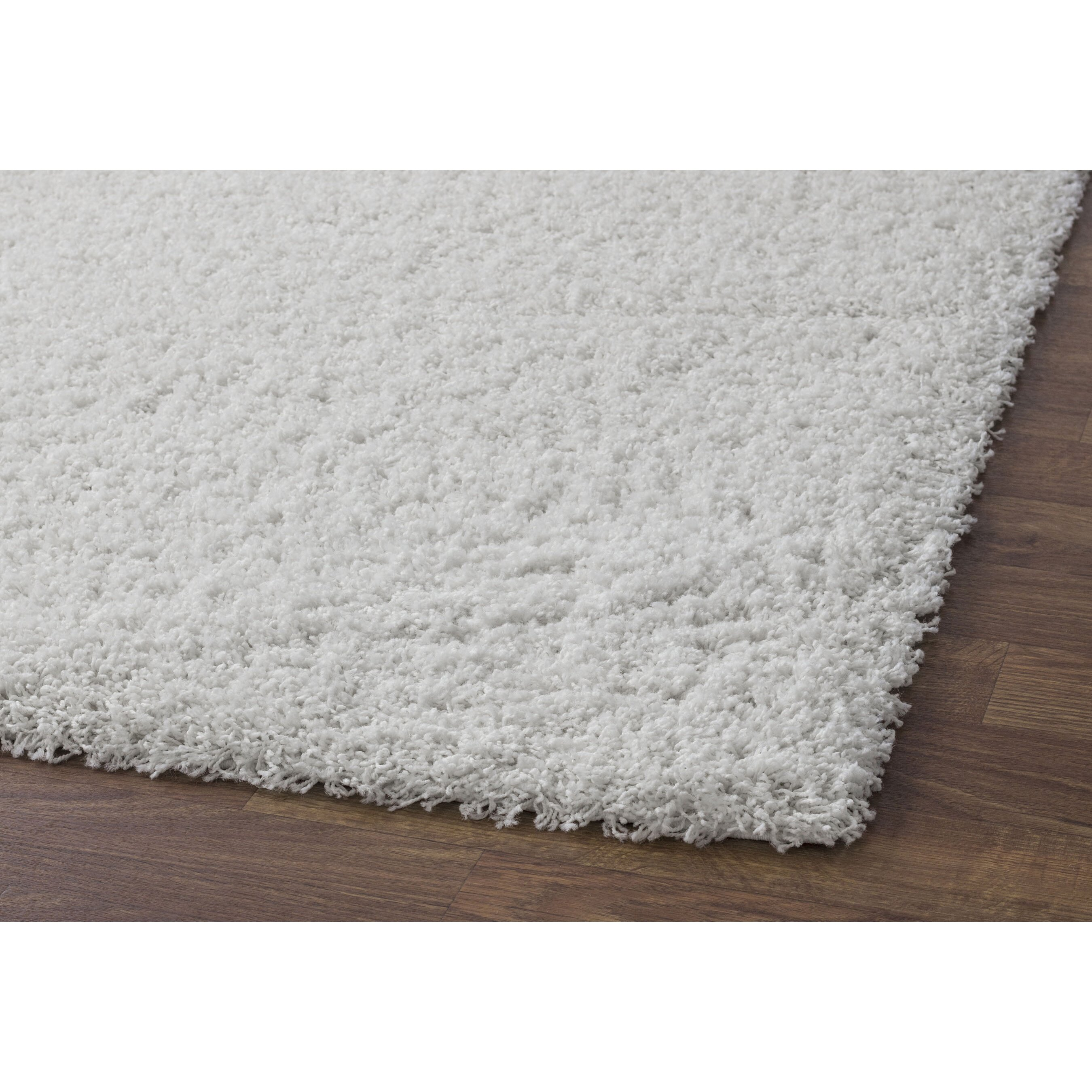 Super area rugs white area rug reviews wayfair for White area rug