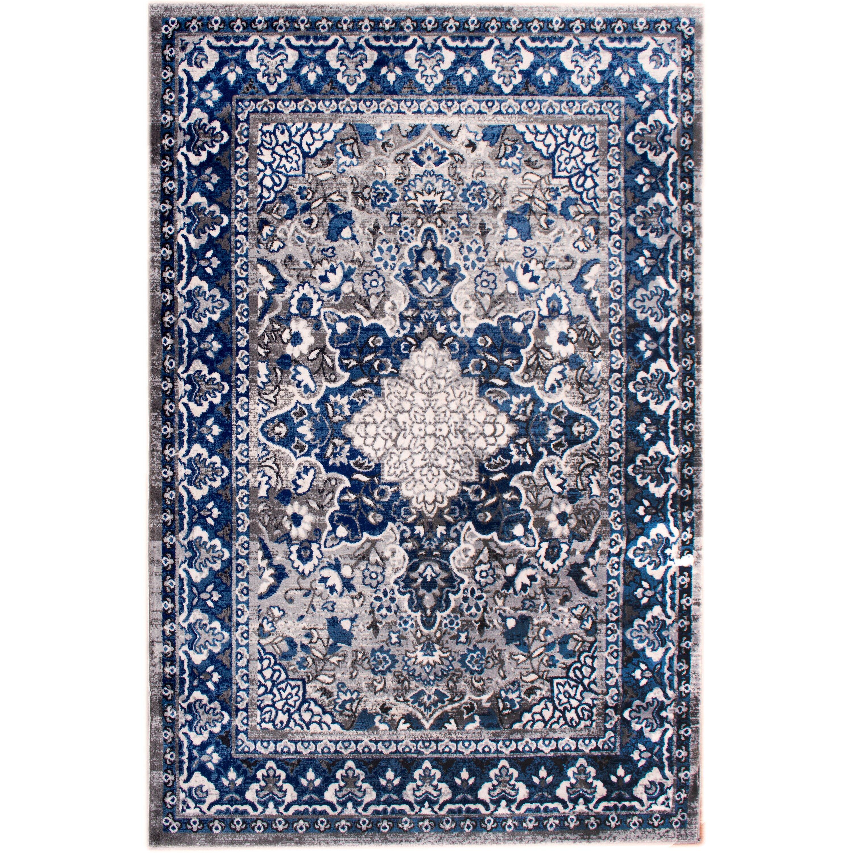 super area rugs artifact gray blue area rug reviews wayfair. Black Bedroom Furniture Sets. Home Design Ideas