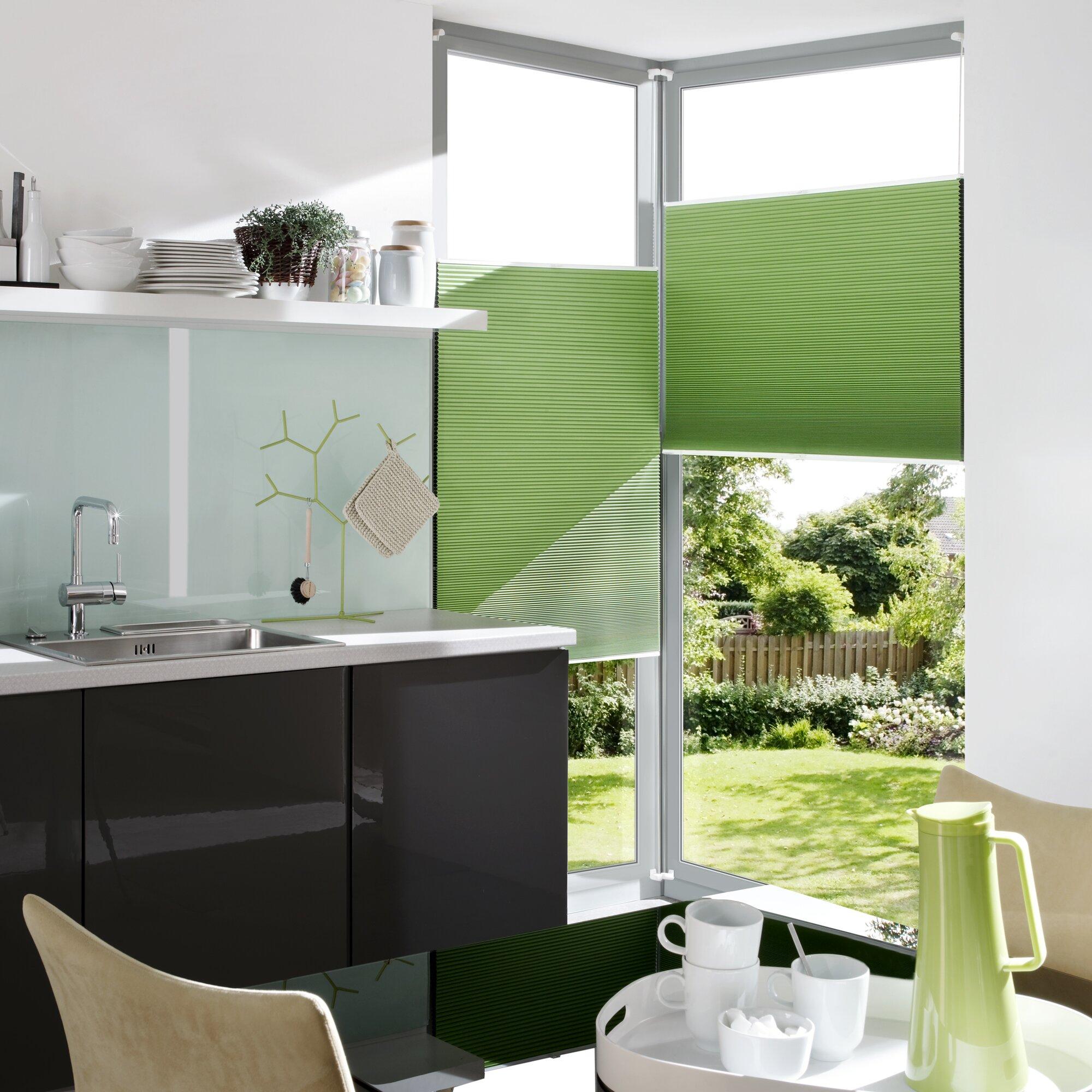liedeco plissee. Black Bedroom Furniture Sets. Home Design Ideas