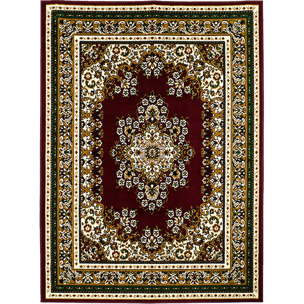 Allstar Rugs Burgundy Area Rug Amp Reviews Wayfair Ca