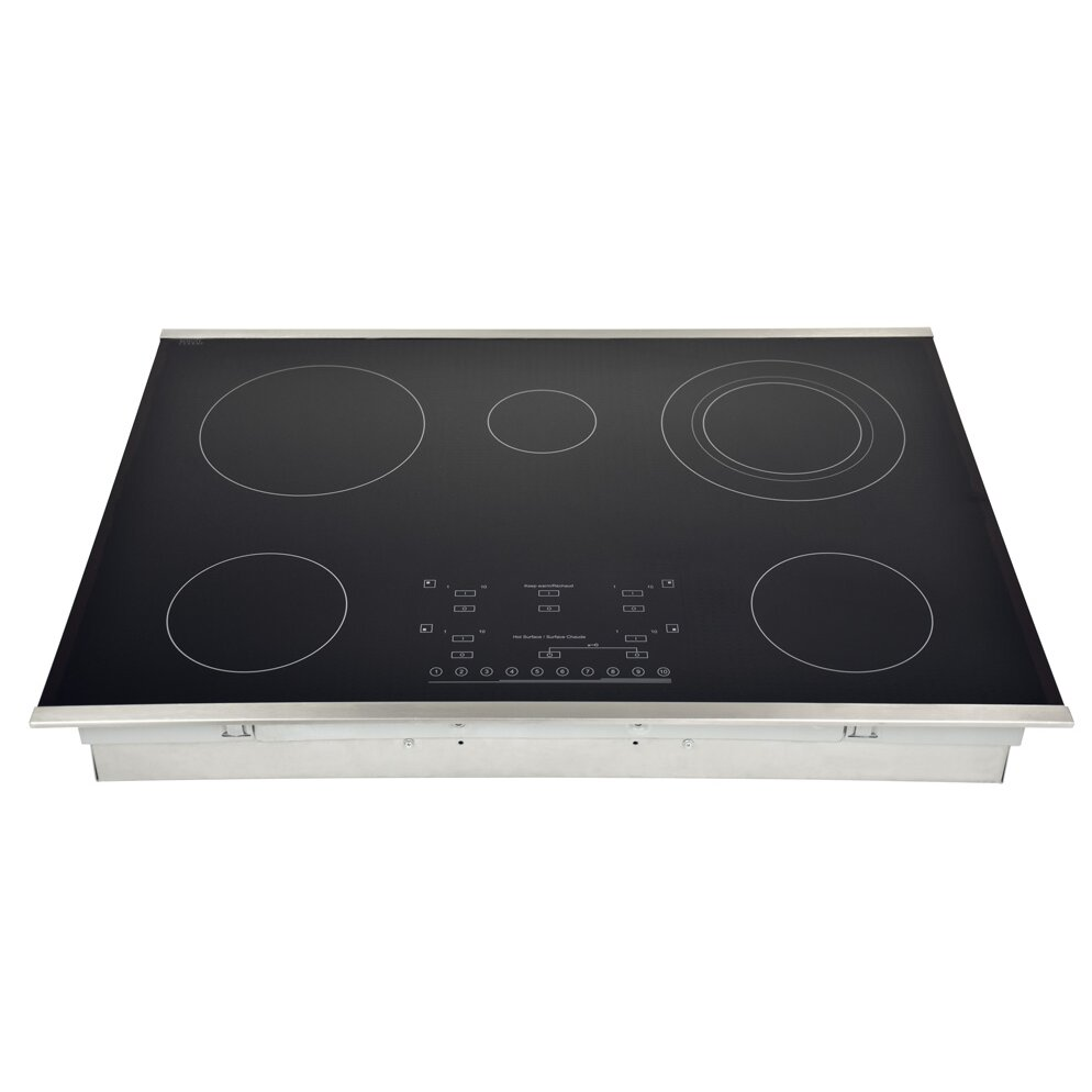 ... Hallman Furniture By Hallman 30 81 Quot Electric Cooktop With 5 Burners  Amp Reviews