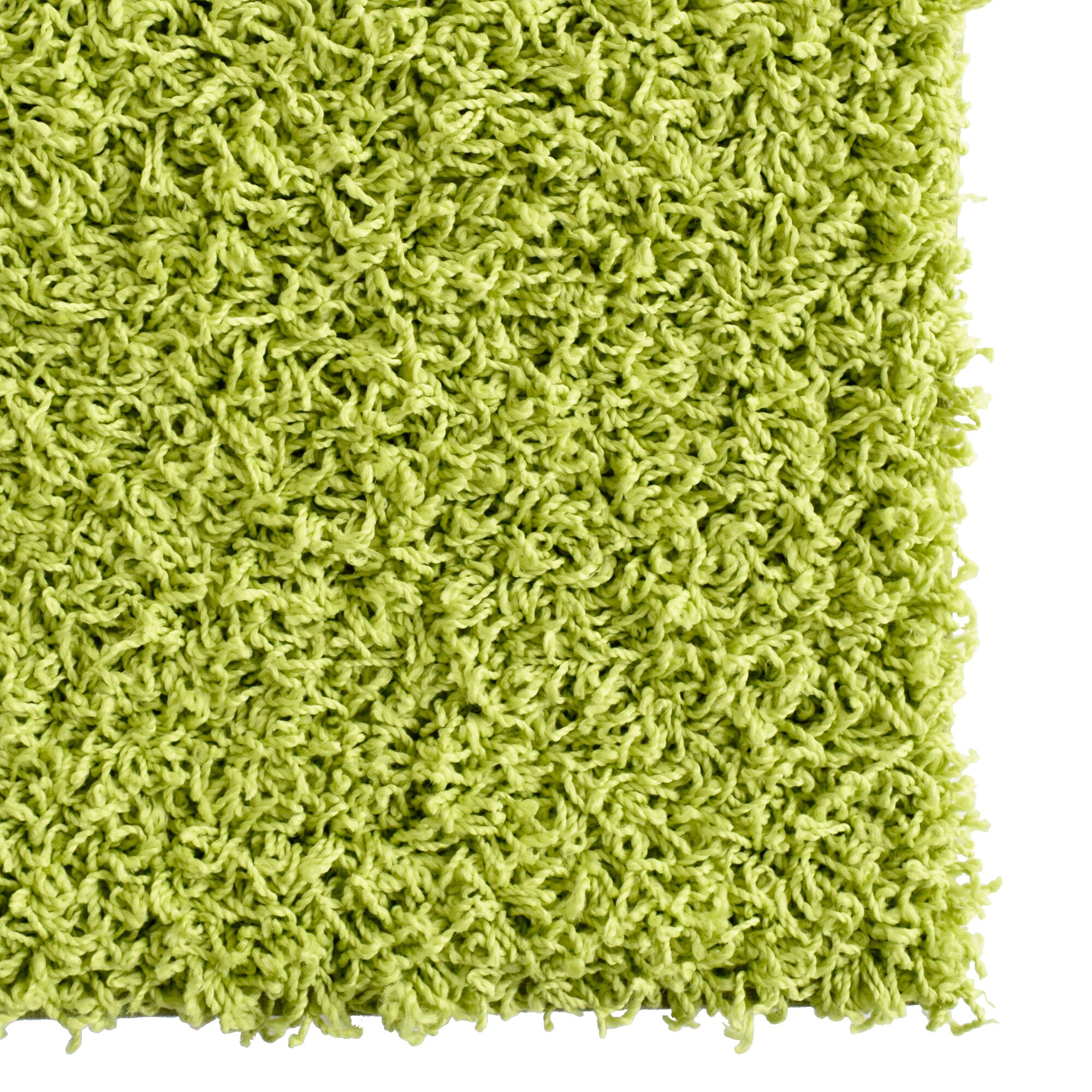lime green 8x10 rug rug studio shag ola lime green area rug amp reviews wayfair 7083