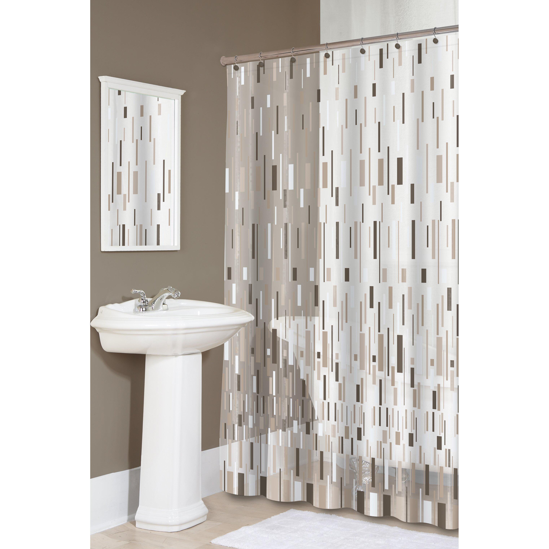Splash Home EVA Bars Shower Curtain Amp Reviews
